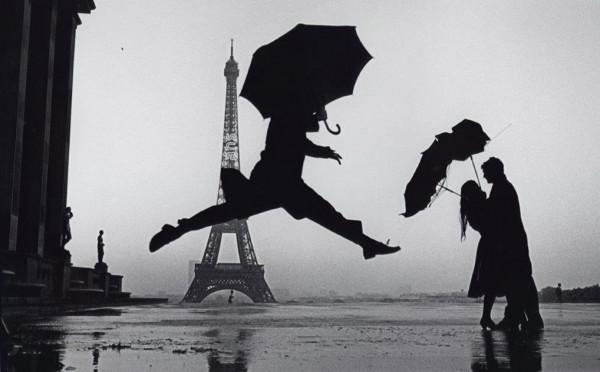 Elliott Erwitt, Photo Paris