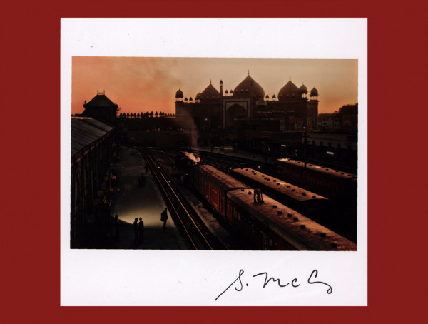 Agra Fort 1983