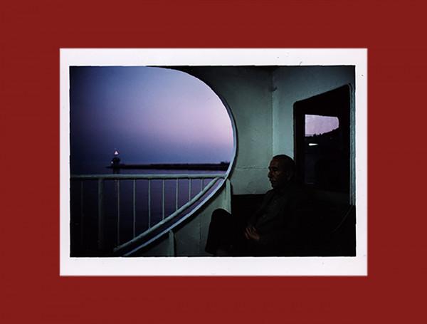 Istanbul ferry 2001
